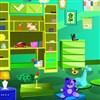 Escapar de sala de juegos infantil