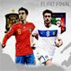 EURO FINAL España Vs Italia juego