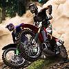 Estrella de Motocross extremo juego