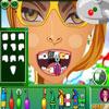 Estrellas de la moda en el dentista juego