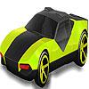 Para colorear de coches de lujo rápido juego