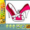 Colorear moda juego