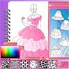 Fashion Studio - diseño de vestido de princesa juego