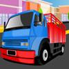 Fábrica de aparcamiento de camiones juego