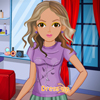 Moda chica vestir juego