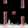 Flappy neón juego