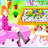 Jardín de flores juego