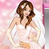 Vestido de novia Flower Power juego