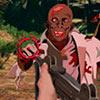 Zombies de oficial Forrest tiro juego