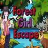 Bosque chica Escape juego