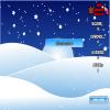 Congelados escribiendo juego
