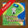 Fracción de defensor de Genius juego