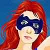 Chica Dressup superhéroe juego