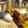 Gold AK 47 juego