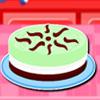 Pastel helado de saltamontes juego