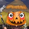 Calabaza de Halloween fantasma juego