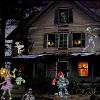 Casa embrujada de miedo juego