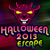 Escape de Halloween 2013 juego