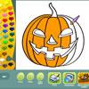 Páginas para colorear de Halloween juego