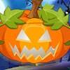 Juego de decoración de calabaza de Halloween