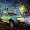 Transportador de monstruo de Halloween juego