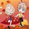 Feliz otoño juego