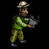 Ivan en la cueva de gnomos juego