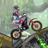 Selva Moto Trial juego