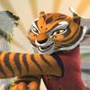 Kung Fu Panda mundo tigresa salto juego