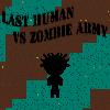 Último ejército de Zombie VS humano juego