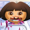 Problemas dentales de Lora juego