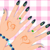 Manicure Sally juego