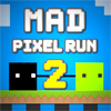 Mad Pixel Run 2 juego