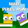 Mad Pixel Run juego
