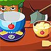 Hacer Strudel de manzana juego