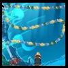 Criaturas del mármol colector profundo mar juego
