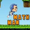 Matemáticas hombre vuelve juego