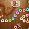 Donut mármol juego