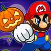 Mario Shoot calabaza juego