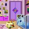Bebé desordenado Room Escape juego