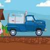 Camión de leche juego