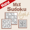 Mix Sudoku Light Vol 2 juego