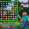 Minecraft Bejeweled juego