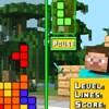 Minecraft Tetris juego