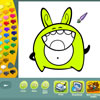 Monsters coloring pages juego