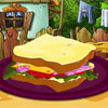 Morning Sandwich Decoration juego