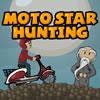 Moto Star caza juego
