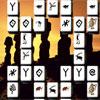 Esculturas misteriosas Mahjong juego