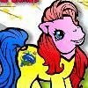 Mi pequeño Pony vestido hasta juego