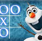 Olaf ceros cruces juego